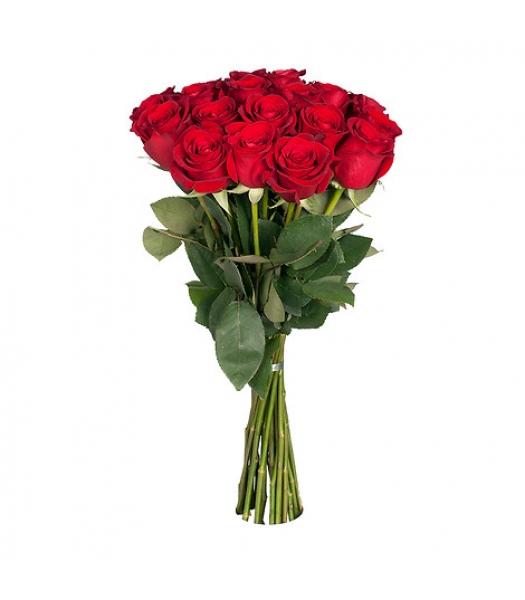 Punased roosid: 70cm (min kogus 15tk)