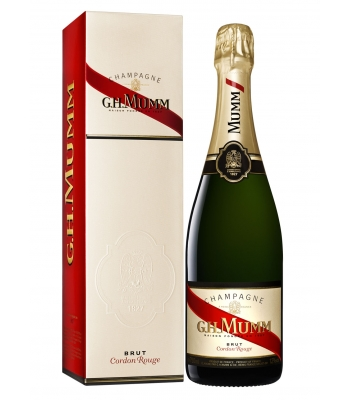 G.H.Mumm Cordon Rouge šampanja