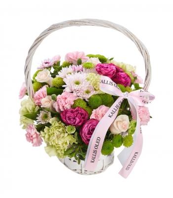 Kallis Oled lillekorv