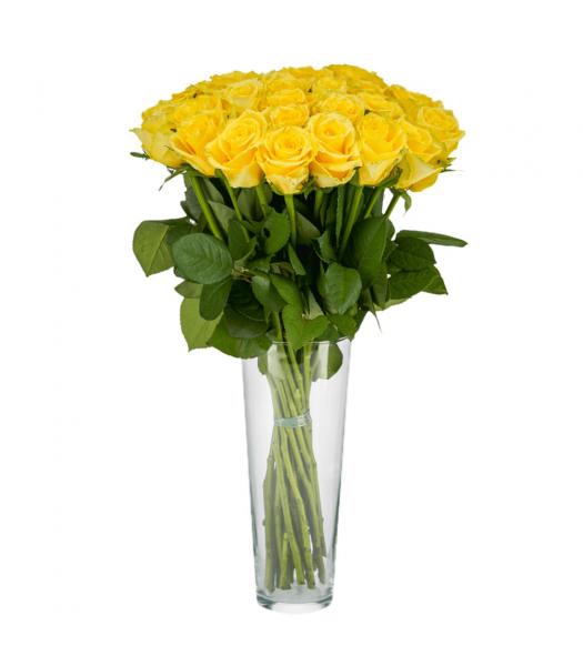 Kollased roosid: 50-60cm (min kogus 15tk)