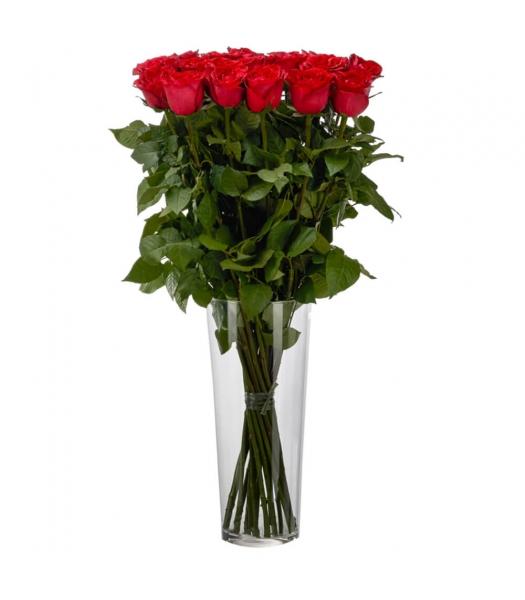 Punased/valged roosid: 70cm (min kogus 15tk)