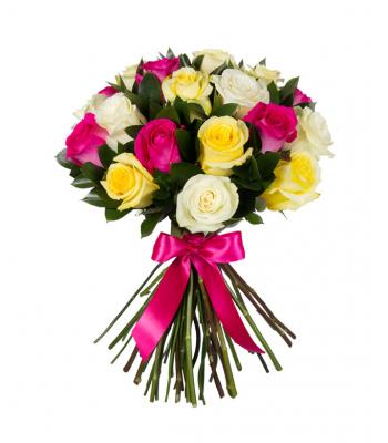 Värviline roosikimp